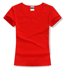 O-neck Casual T-Shirts for Women