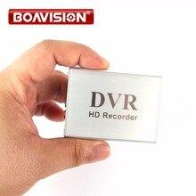 Xbox 1Ch Мини DVR HD супер смарт Dgital видео регистратор Плата Поддержка SD карты макс 32 Гб RS232 модная форма цвет серебристый