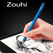 Продвижение емкостный Экран Стилусы Аксессуары для планшетов стилус для iPhone/IPad/Samsung/Sony Планшеты PC/Окна из металла карандаш