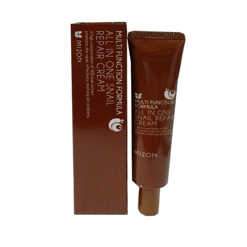 Corea cosméticos mizon all in one tube 35 ml reparación caracol crema anti arrug