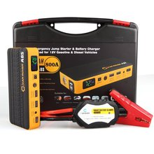 Emergency 12V Car Battery Jump Starter Booster 14000mAh Power Bank 800A Peak Current Multi-function Car Jump Starter