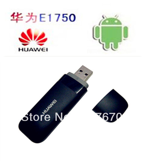Huawei E1750 WCDMA 3G USB Modem Dongle for Android Tablet PC title=