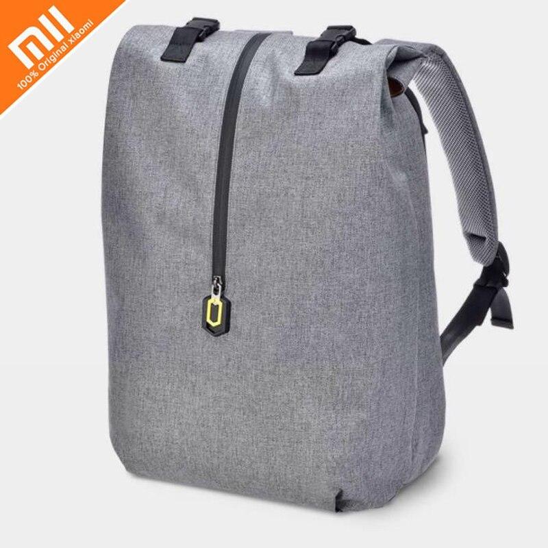 Original xiaomi 90FUN casual shoulder bag men s and women s campus bag shoulder bag suitable