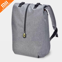 Original xiaomi 90FUN casual shoulder bag men's and women's campus bag shoulder bag suitable for 14 laptop bag