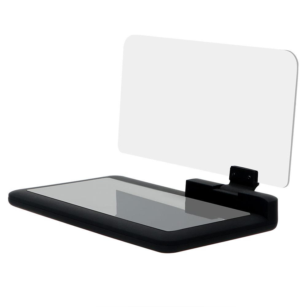 6 Inch Car HUD Head Up Display Auto <font><b>Windscreen</b></font> Projector for iPhone Samsung GPS Mobile <font><b>Phone</b></font> <font><b>Holder</b></font> Car-styling Driving Safety