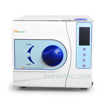 NEW 23L Vacuum Steam Dental Medical Autoclave Sterilizer FREE SHIPPING
