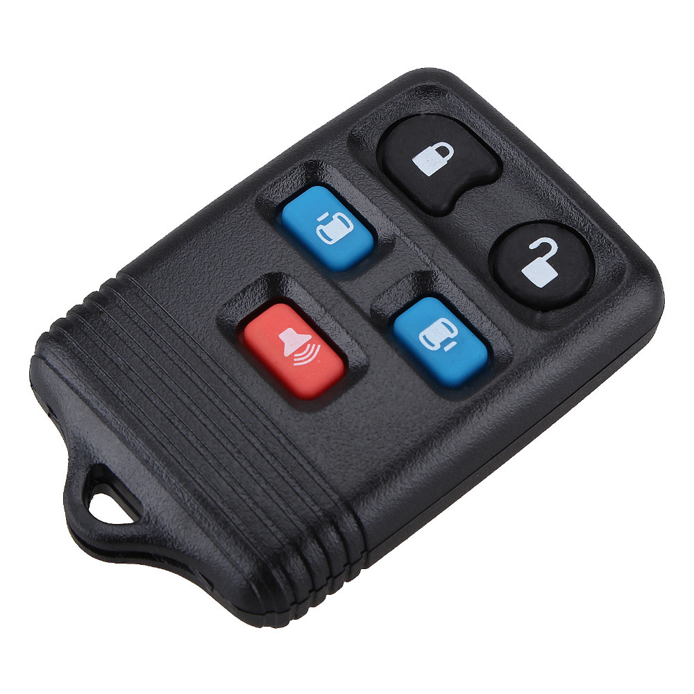 5 buttons remote key case fob shell cover for ford expedition lincoln navigator 2004 2005 2006