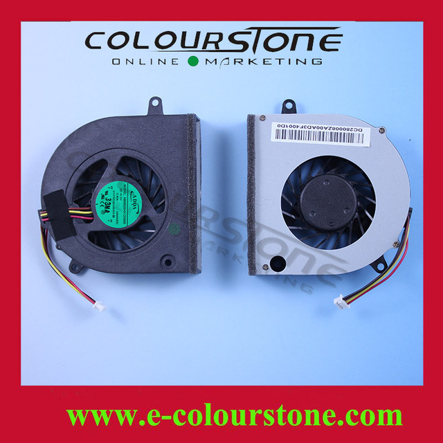 Laptop CPU Cooling Fan For Lenovo G560 G460 Series DC5V 0.4A AB06505HX12DB00 Notebook cooler