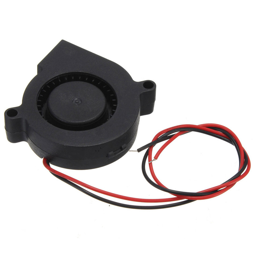 DC 12V 50mm projector blower centrifugal fan cooling fan Blow Radial Aug18 Professional Factory Price Drop Shipping
