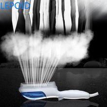 Lepoid ручной отпариватель для одежды, щетка, портативный паровой утюг для одежды, генератор, утюг-отпариватель для нижнего белья, отпариватель, Утюг 800 Вт