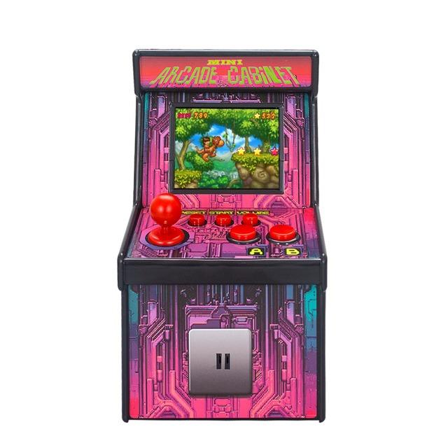 Máquina de Juegos de 16 Bit Brillante
