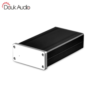 Image 1 - Douk audio Pure Class A HiFi MC Phono Preamplifier LP Vinyl Record Player Turntable Pre Amp Free Shipping