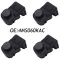 4PCS 4MS060KAC Parking Sensor PDC Automobile Back A Car Radar For Hyundai Kia