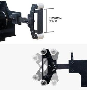 """Image 5 - Настольная ленточная шлифовальная машинка 220 В, модель """"сделай сам"""", 0 7500 об/мин, 762x25 мм, ленточная машина Y"""