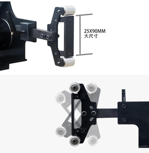 Image 5 - 220V デスクトップベルトサンダー DIY 木工研磨機 0 7500RPM 762 × 25 ミリメートルベルト機 Y