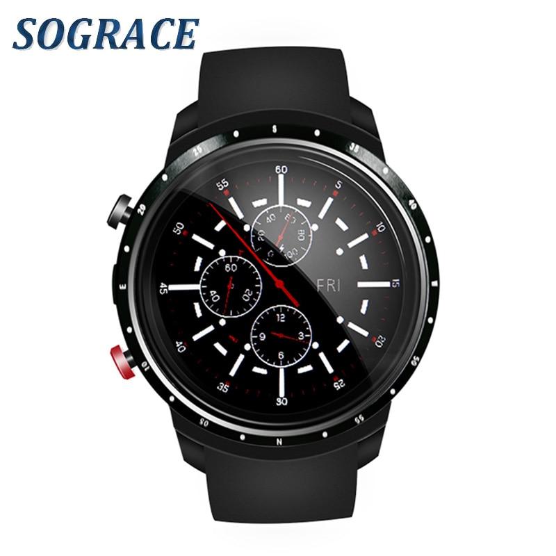 Sograce New Black Smart Watch 2018 Original Android 5 1 Samart Watch Sports Smart Watches Bluetooth