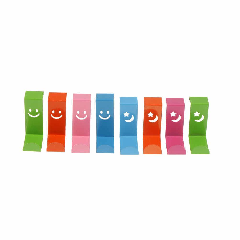 Keukenkast Trekken Handdoek Kleding Holder Hanger Deur Haak Roestvrij Kanteldeur Haken