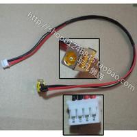Gratis verzending voor acer aspire 6920 6920g 6935 6935g notebook power interface hoofd