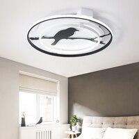 Светодиодный Потолочные светильники современные акриловые алюминия светодиодный потолочный светильник новый гостиная, спальня лампы Нов