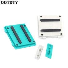 Couvercle de porte arrière de batterie OOTDTY avec couvercle de Port USB pour caméra daction sportive Xiaomi Yi