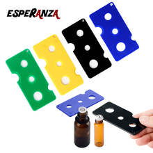 ESPERANZA 4 Colorful Essential Oil Opener Key Tool Remover For Roller Balls and Caps Bottles