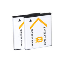 CONENSET 2 ШТ. Аккумуляторная Батарея для Sony DSC-W710 DSC-W730 DSC-W800 DSC-W810 DSC-W830 DSC-WX200 DSC-WX9 Камеры