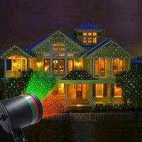 Magic Fairy Star Sky Laser Projector Lamp Holiday Party Wedding Christmas New Year Garden Bar Colorful Star Decor Light