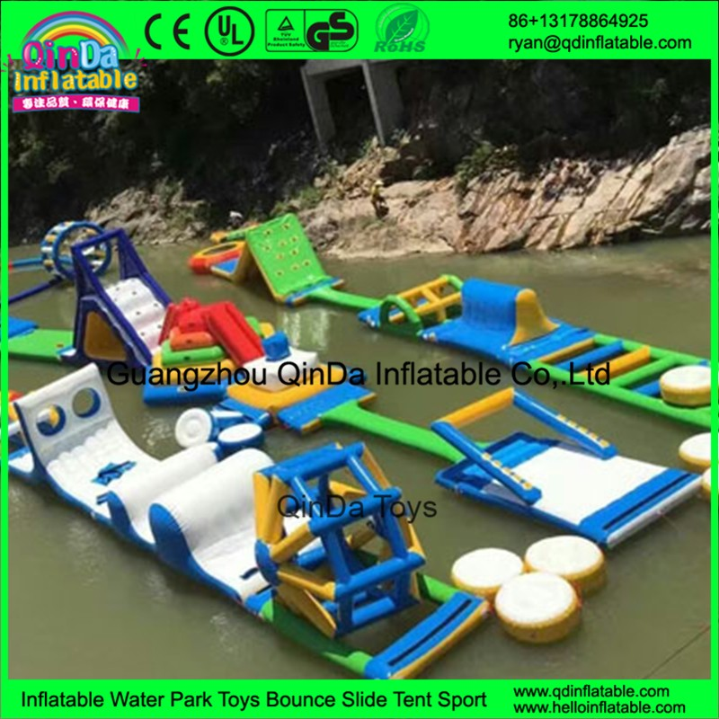 inflatable water park09