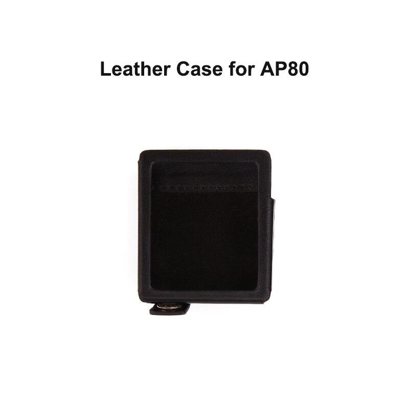Étui en cuir HIDIZS pour AP80