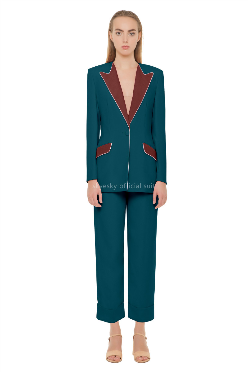 Womens Business Clothes For The Office Women Set For Work