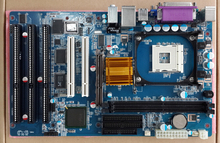 Free shipping New Original 845GV 845GL 845 Mainboard 478 DDR ISA Motherboard 2PCI 1 AGP 4/8X, 3 *ISA Industrial Tax motherboards