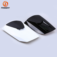 POSSBAY Motorcycle Rear Tail Seat Cowl Fairing Cover fit for Honda CBR600RR F5 2013 Motorbike Scooter Passenger Seat Pad