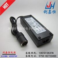 120 W Power converter AC 220 v para 240 V/110 V de entrada DC 12 V 10A adaptador de saída fonte de alimentação de cigarro do carro mais leve conversor 12V10A