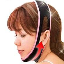 1Pcs Face Lift Up Belt Sleeping Face Lift Mask Massage Slimming Face Shaper Relaxation Facial Slimming