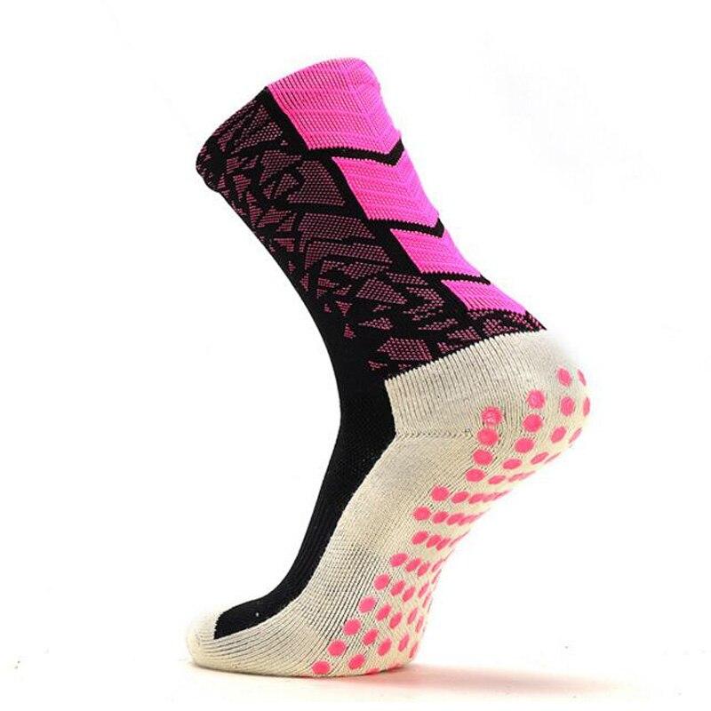 Открытый дышащий велосипедный носок Бадминтон Футбол Баскетбол ходьба Бег Теннис Спортивные носки евро 39-45 размер - Цвет: as picture