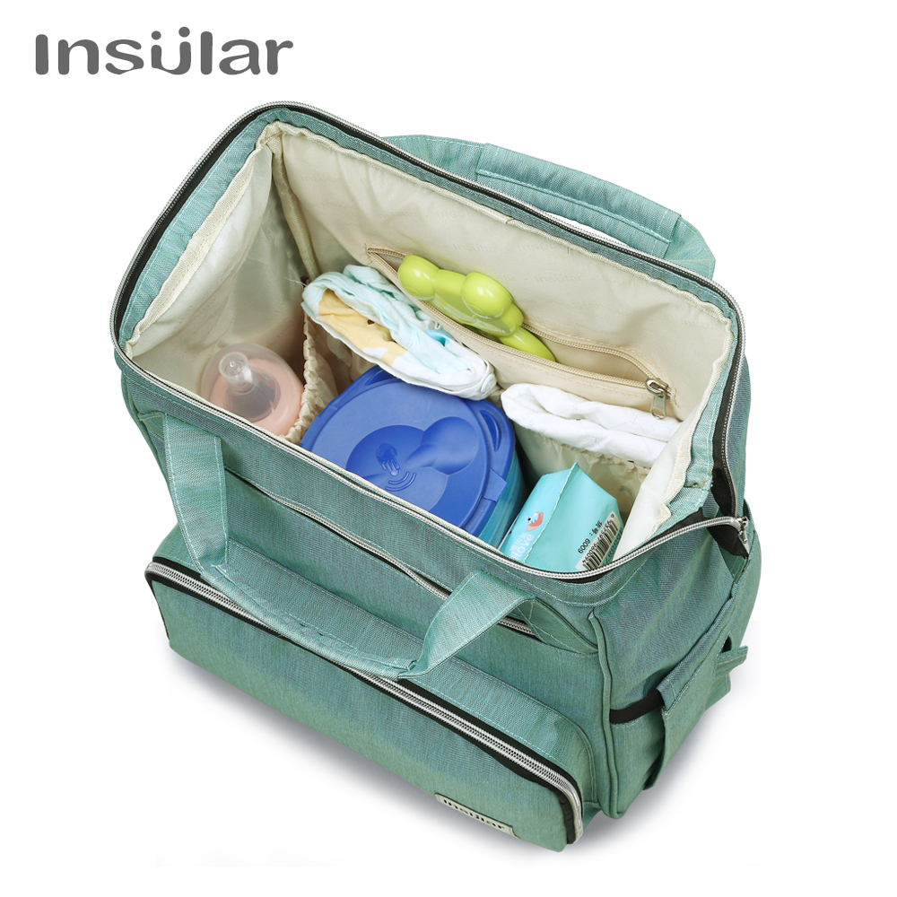 Insular Diaper Large Travel