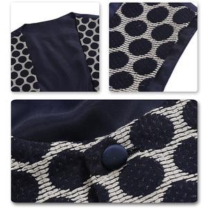 Image 5 - YUNCLOS ab boyutu yeni 3 adet dokuma erkek takım elbise klasik Polka iş elbisesi Tuexdos düğün parti elbise rahat ince takım elbise tuexdos