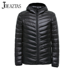 2016 Winter Ultralight Men 90% White Duck Down Jacket Winter Duck Down Coat Waterproof Down Parkas Outerwear MA175