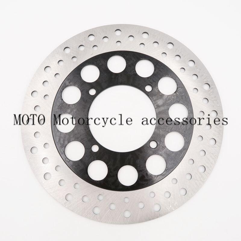 Rotor de disque de frein arrière pour GSF250 GSX250 GSF400 GSX400 Rotor de disque de frein arrière de moto