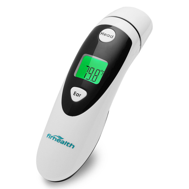 2018 Sale Termometro Digital New Electronic Thermometer Infrared Non-contact Baby Forehead Ear Ce Fda Authority Certification