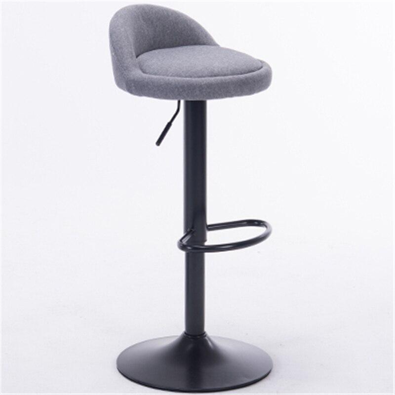 Купить с кэшбэком Ikayaa Tabouret Comptoir Sedie Sedia Stoelen Barkrukken Taburete De La Barra Stoel Cadeira Stool Modern Silla Bar Chair