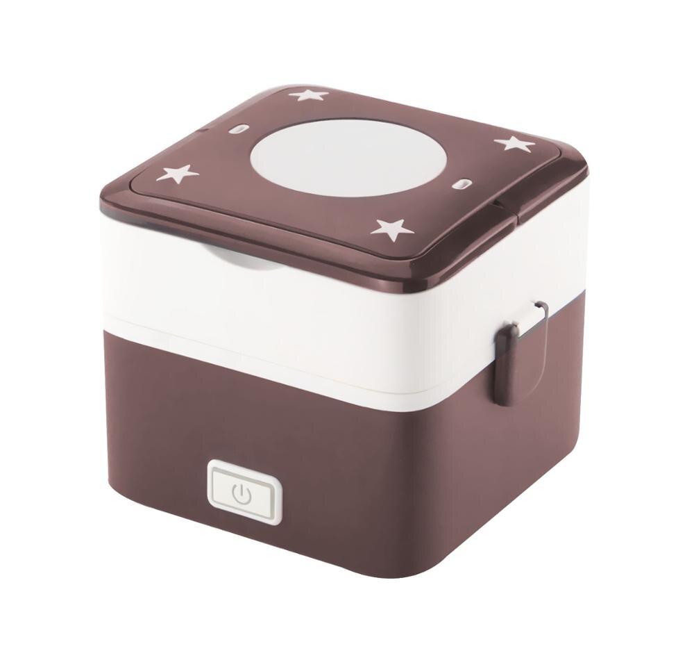 Mini Rice Cooker Electric Lunch Box Full automatic Bento Box 220V ...