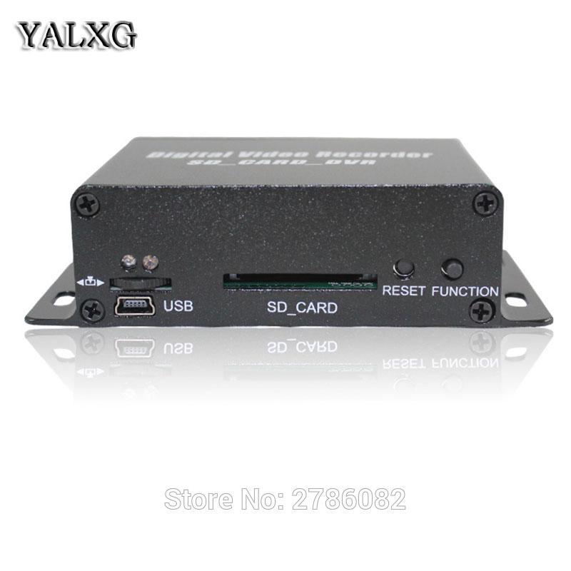 все цены на  Yalxg Digital Mini Video Recorder SD Card DVR For Cctc And Cmos Camera Store Discounts  онлайн