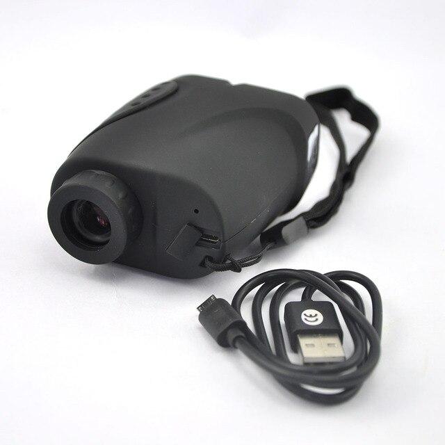 TOTEN 6x21C2 1000 Meter Laser Rangefinder USB Rechargeable lithium Battery Hunting Golf Laser Range Finder 5