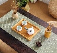 1 pc Bandeja de Chá Kung Fu Jogo de Chá Pallet Prato de Frutas Decoração De Armazenamento Bandejas Talheres 3 Tamanhos Comida Japonesa de Bambu Retangular MF 028|Bandejas de chá| |  -