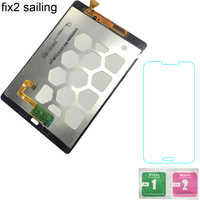 New LCD Display With Touch Screen Digitizer Sensors Full Assembly Panel For Samsung GALAXY Tab A