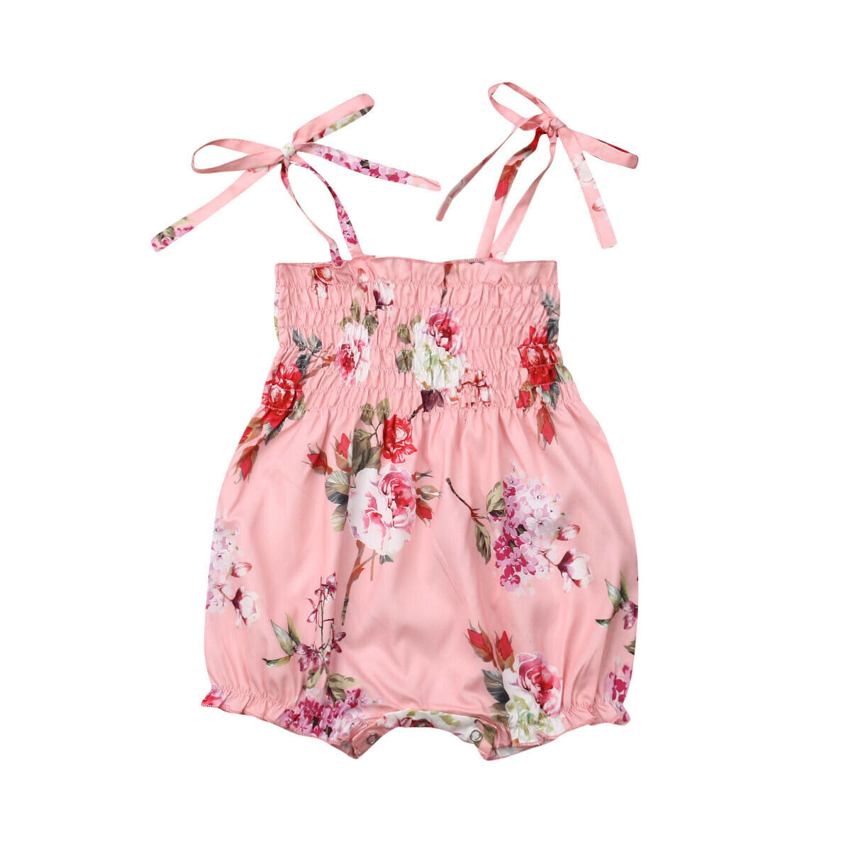 Fower Baby Girls Clothes Newborn Rompers Toddler Infant Girls Jumpsuit Playsuit Sleeveless Summer Costumes For Girls