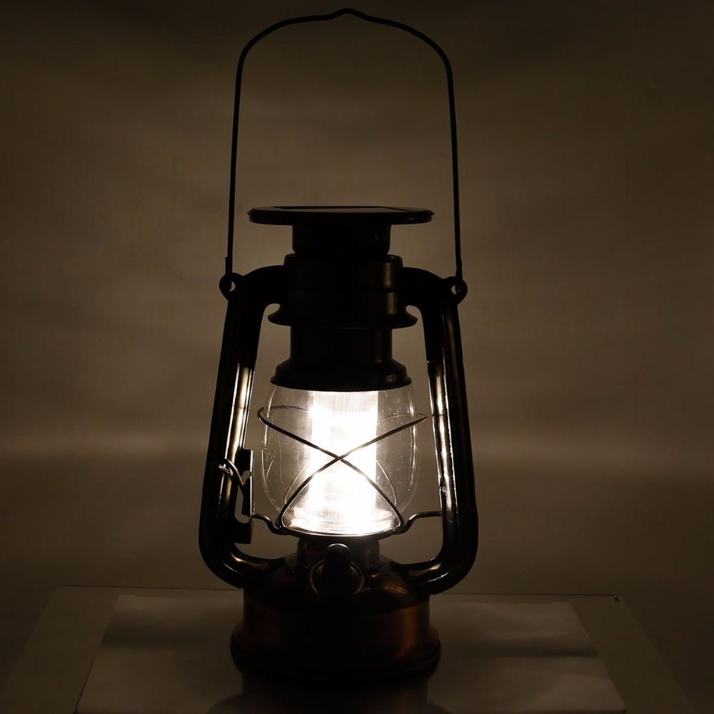 LED Solar Lantern Classic Solar Power Led Solar Light Outdoor Yard ...