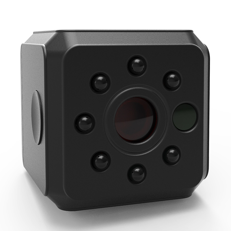 VRFEL New Mini Camcorder Mini DV DVR Motion Detection Baby Family Monitor with 128GB micro SD card Recorder