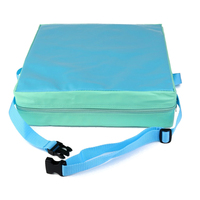 Children Artificial Leather Laptop Lunch Children S Throwing Chair Cushions Chair Green Blue